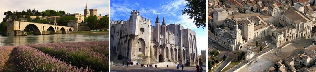 Avignon-trio