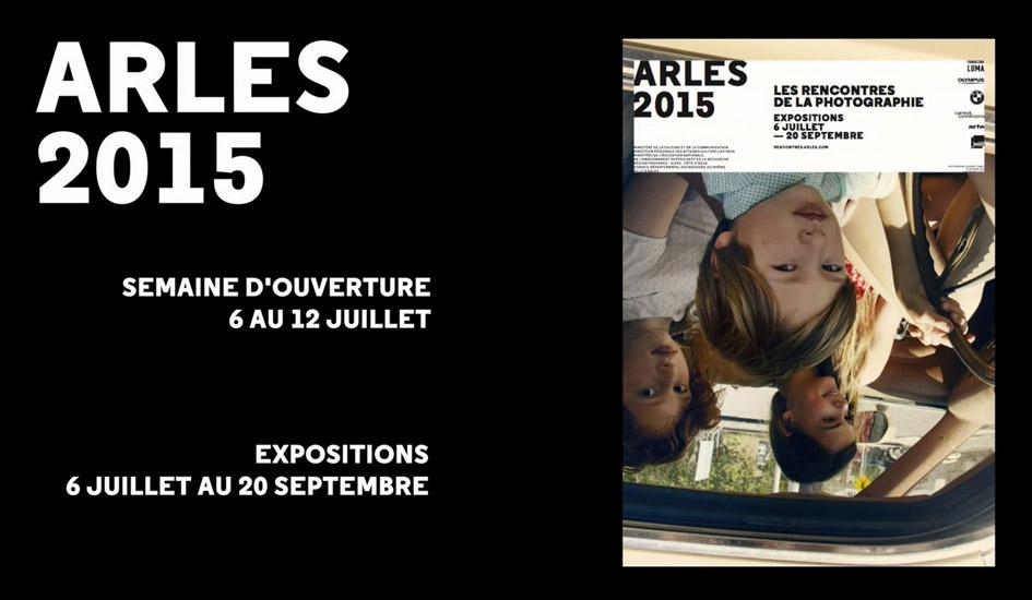 2015 Arles recontres